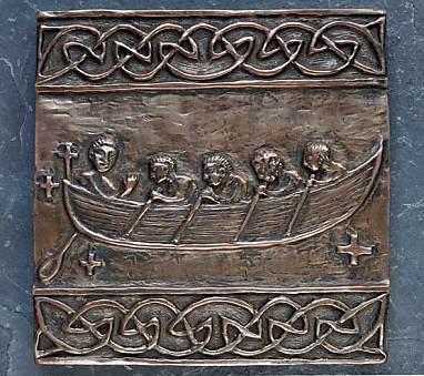 Boat of St Brendan